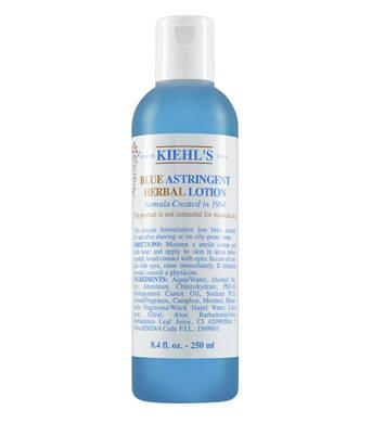 Blue herbal gel lotion 8.4fl oz   250ml