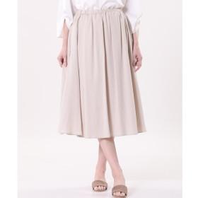 【スーペリアクローゼット/SUPERIOR CLOSET】 ギャザーロングスカート