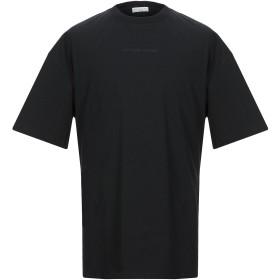 《セール開催中》IH NOM UH NIT メンズ T シャツ ブラック S コットン 100% / ポリウレタン / ポリエステル