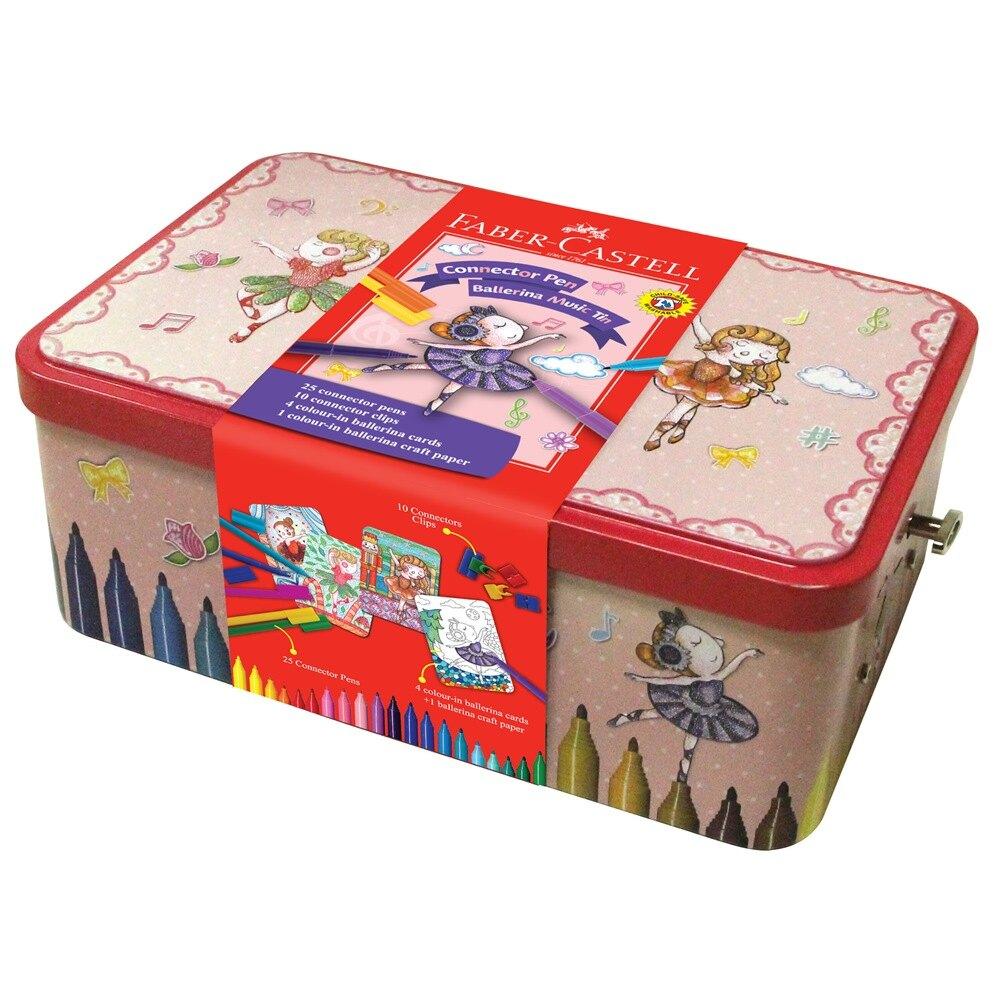 《 Faber - Castell 輝柏 》連接筆音樂盒 東喬精品百貨