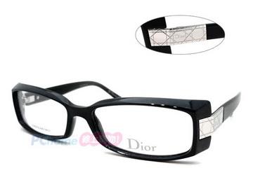 Christian Dior 迪奧 時尚典雅光學鏡框 CD3181 D28 黑
