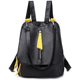 Dalyvia(ダリビア)レディース リュックPUレザービジネスバッグ おしゃれ 大容量 軽量 防水 ハンドバッグバッグリュック 人気 通学 旅行 バックパック
