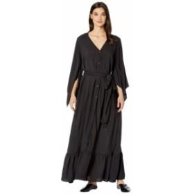 ハードテイル Hard Tail レディース ワンピース ワンピース・ドレス Kimono Dress Raven