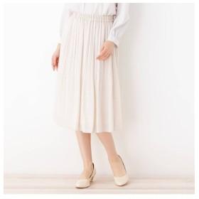 【グローブ/grove】 【ママスーツ/入卒/WEB限定サイズあり】ジョーゼットAラインプリーツスカート
