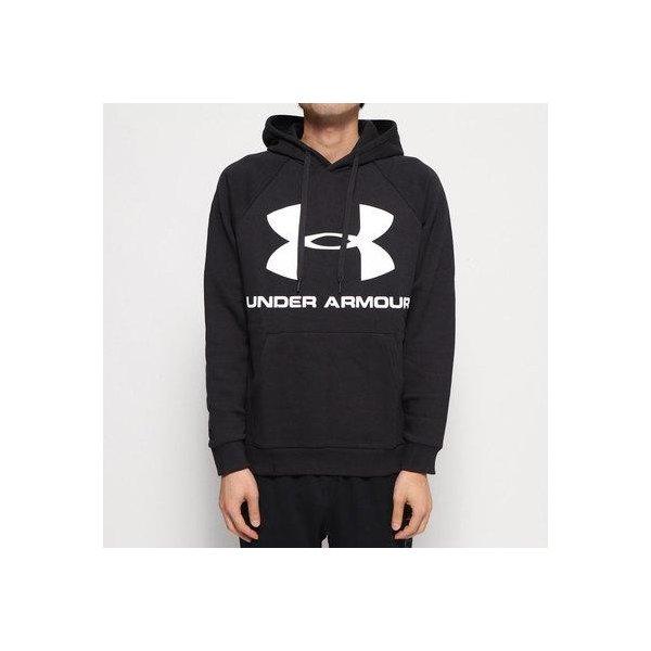 Under Armour Men/'s UA Rival Fleece Hoodie New Mens LARGE 1320736 001