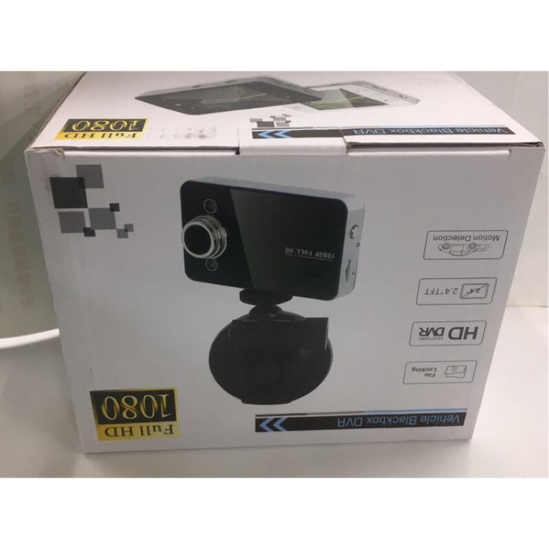 1080p 行車紀錄器 2.5吋 含8G卡
