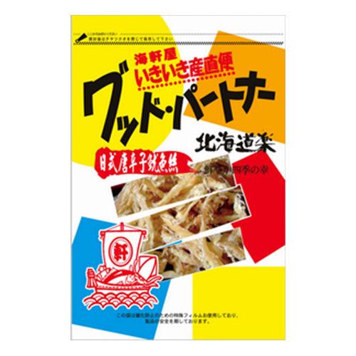 海軒屋珍味魷魚絲-日式唐辛子-100g