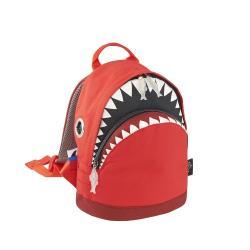 【Morn Creations】正版鯊魚背包(S)紅/深紅