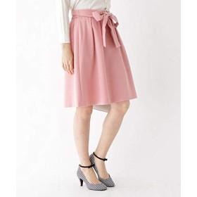 (クチュールブローチ) Couture Brooch 【WEB限定サイズ(LL)あり】リボンフレアスカート 50876051 38(M) ピンク(072)