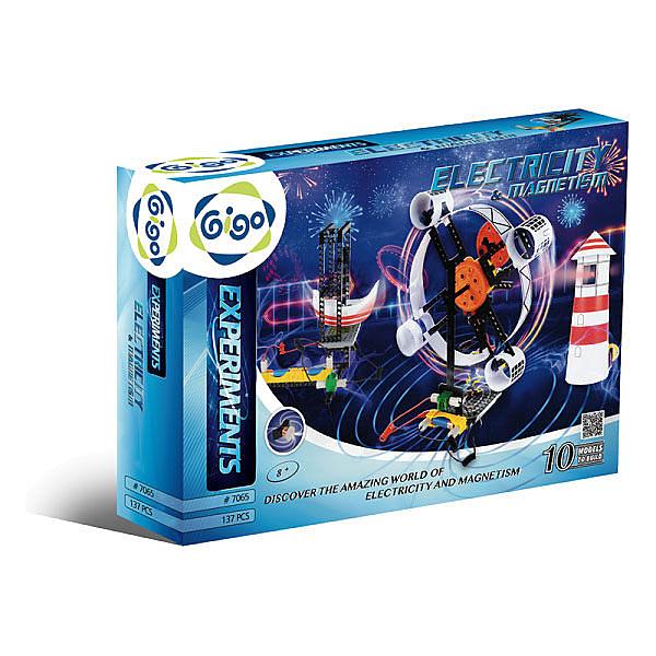 智高GIGO TOYS 創新科技系列-電與磁的奇妙世界 #7065