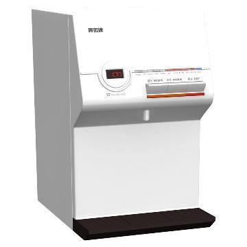 賀眾牌 桌上型冰溫熱飲水機 UW-672AW-1