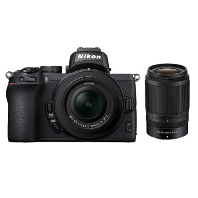 Nikon Z50 16-50mm + 50-250mm 雙鏡組 (國祥公司貨)