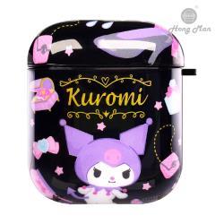 【Hong Man X Sanrio】AirPods防塵耐磨保護套 酷洛米 少女的珠寶盒
