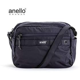 [nissen(ニッセン)] バッグ(鞄) anelloGRANDE(アネログランデ)2層ラウンドショルダーバッグ ネイビー Y