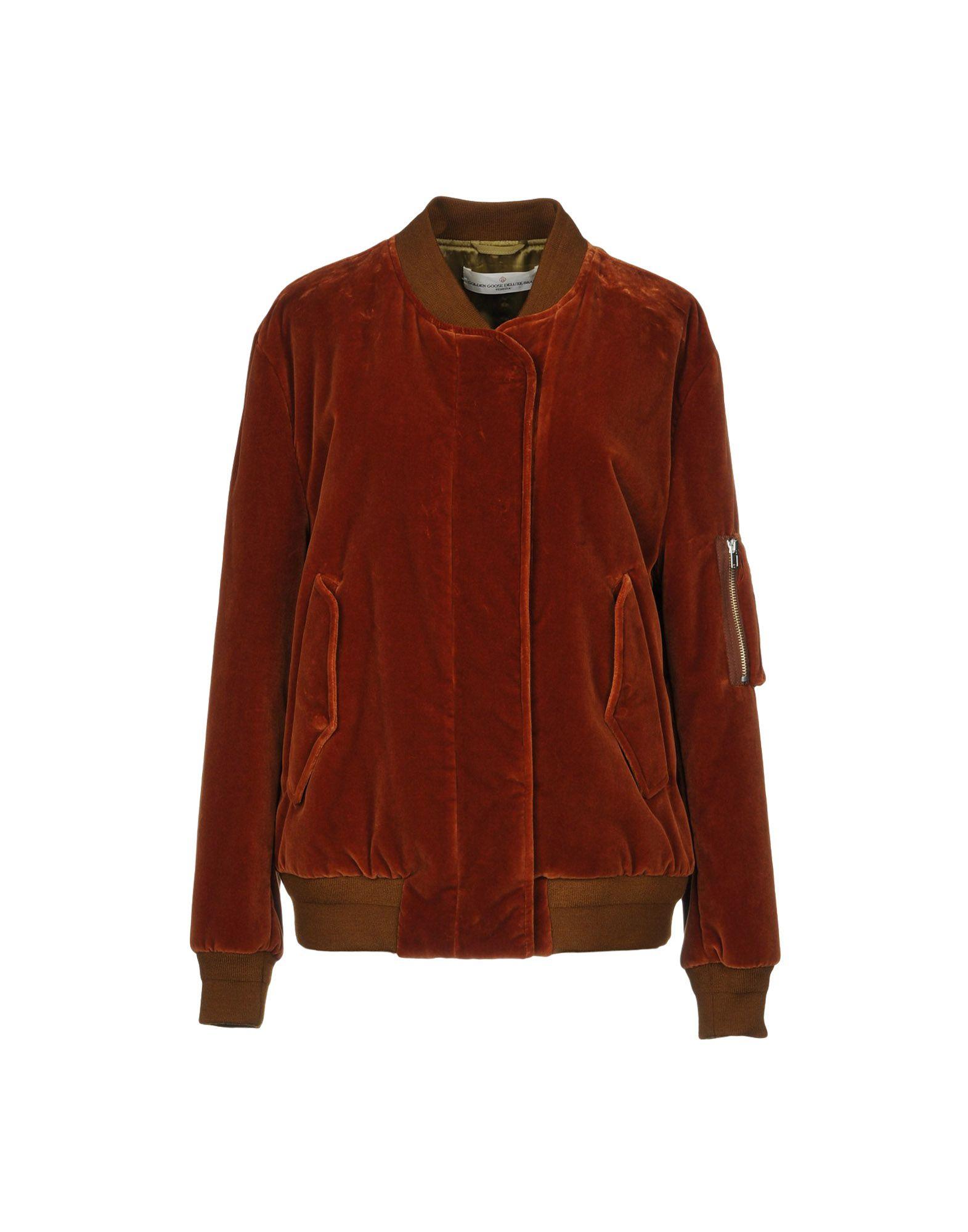 GOLDEN GOOSE DELUXE BRAND Jackets - Item 41805010