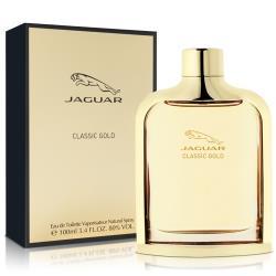 Jaguar 積架 金色捷豹男性淡香水(100ml)