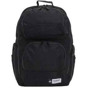 [ヤックパック] YAKPAK リュックサック デイパック バックパック 14ポケット 20L 撥水 メンズ レディース COLGATE BACKPACK 9125353 (ブラック)