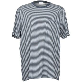 《セール開催中》SUNSPEL メンズ T シャツ ダークブルー S コットン 100%