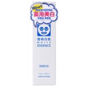 【ポイント10倍! 12月17日9:59まで】石澤研究所 透明白肌 薬用Wホワイトエッセンス 50ml