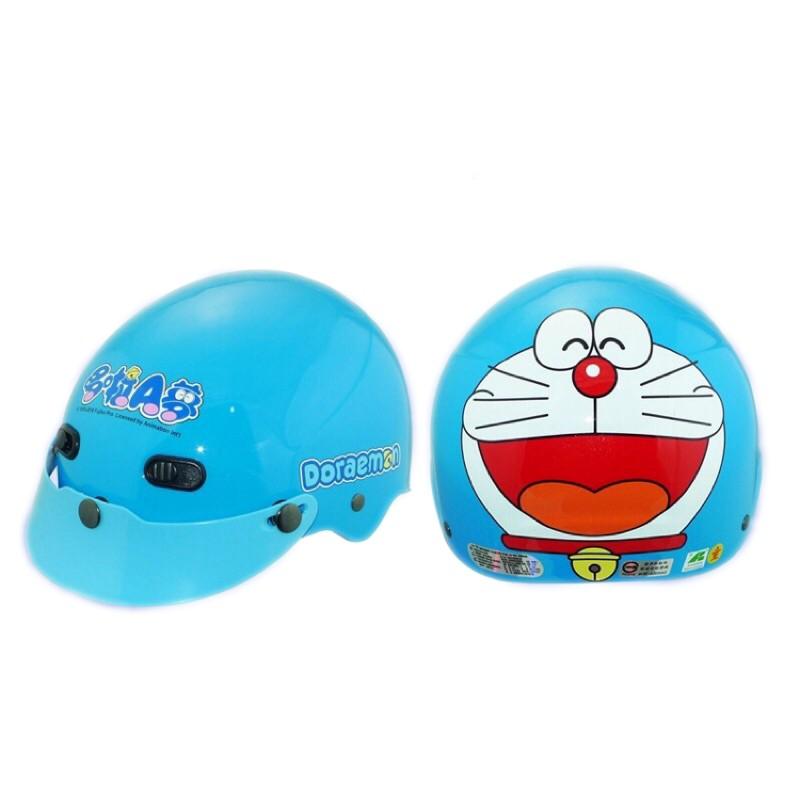 華泰 多啦A夢 6 兒童雪帽 *送鏡片* 1/2 半頂式安全帽 童帽 小童 中童 兒童安全帽 哆啦A夢 多拉A夢