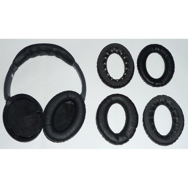 副廠BOSE QuietComfort QC2 QC15 QC25 AE2 AE2i AE2w耳機綿,耳套耳罩皮套海綿套