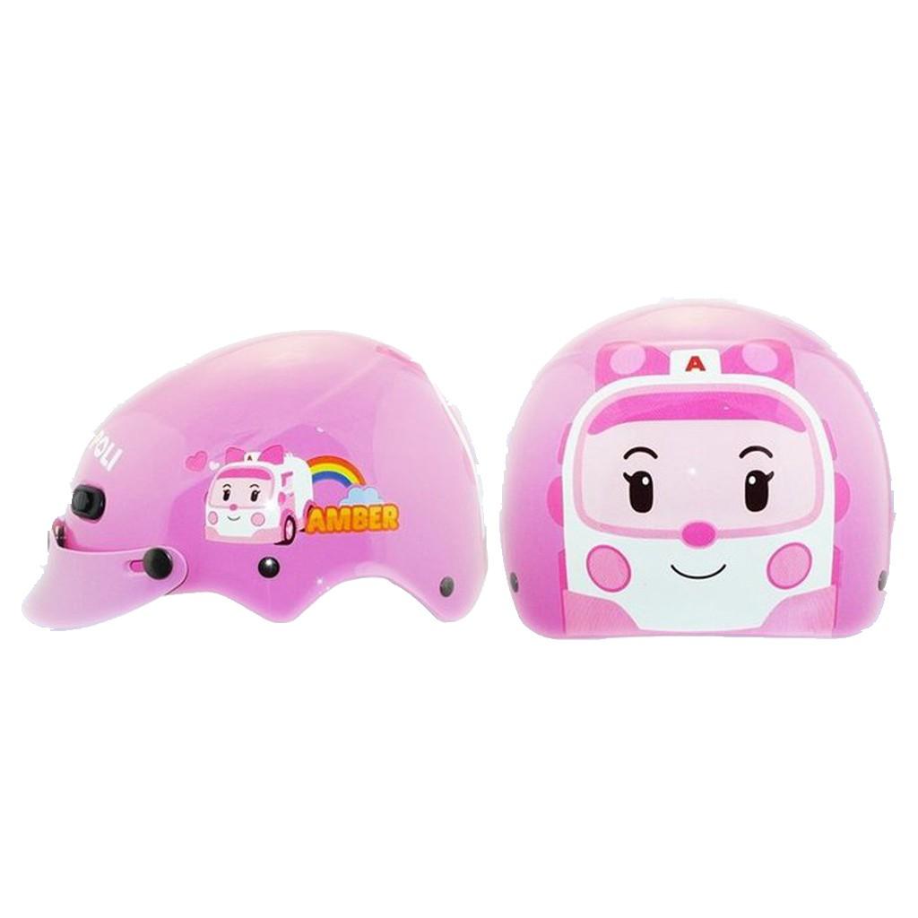 華泰 波力系列 兒童雪帽 送鏡片 童帽 輕便型 半罩式 安全帽