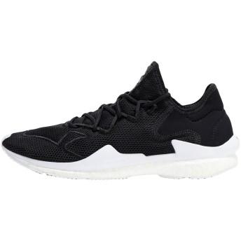 《セール開催中》Y-3 メンズ スニーカー&テニスシューズ(ローカット) ブラック 8.5 紡績繊維