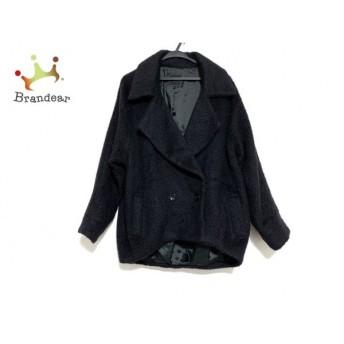 マーキュリーデュオ MERCURYDUO コート サイズF レディース 美品 黒 冬物   スペシャル特価 20200321