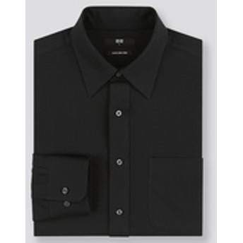 ファインクロススーパーノンアイロンシャツ(レギュラーカラー・長袖)