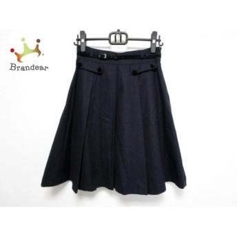 ロイスクレヨン Lois CRAYON スカート サイズM レディース ダークネイビー 新着 20191120
