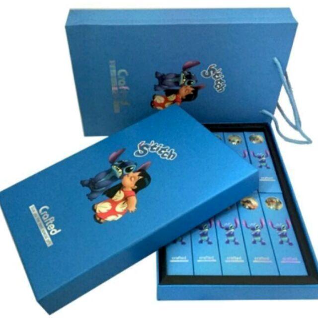 可愛『史迪奇』星空棒棒糖 禮盒裝 10支入 情人節禮物 生日禮物 畢業禮物