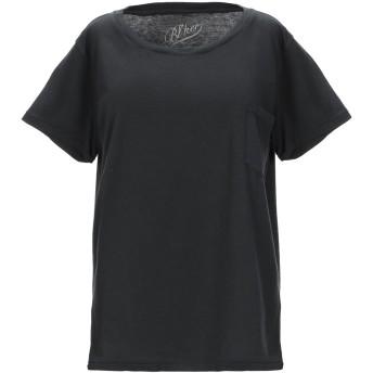 《セール開催中》BL'KER レディース T シャツ ブラック S コットン 100%