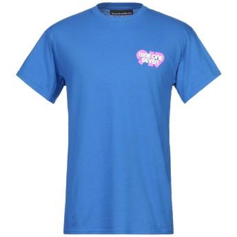 《セール開催中》NINE ONE SEVEN メンズ T シャツ ブルー M コットン 100%