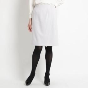 [マルイ]【セール】[L]ラップ風ウール混スカート/クード シャンス(COUP DE CHANCE)