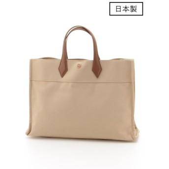 50%OFF O'legno (オレグノ) 【日本製】ブリーフバッグ ベージュ