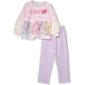 [バンダイ] パジャマ スター☆トゥインクルプリキュア 寝ても覚めても光るパジャマ ガールズ 48886 ピンク 日本 100 (日本サイズ100 相当)