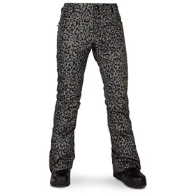 VOLCOM(ボルコム) ボトムス カジュアルパンツ Volcom Battle Stretch Pants - Women's Leopard レディース [並行輸入品]