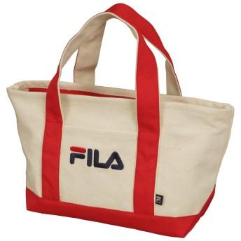 dポイントが貯まる・使える通販  フィラ FILA カートバッグ レッド 【dショッピング】 ラウンドバッグ・ポーチ・小物入れ おすすめ価格