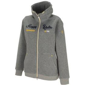 マンシングウェア Munsingwear GDO限定 ジップトレーナー L グレー 00 レディス
