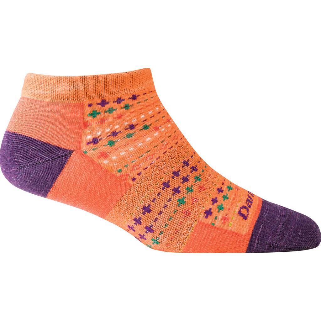 Darn Tough 美國製造 美利諾羊毛 女 休閒旅遊襪 居家生活系列襪子 橘 DT1621 綠野山房