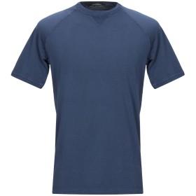 《セール開催中》MAESTRAMI メンズ T シャツ ブルーグレー L コットン 100%