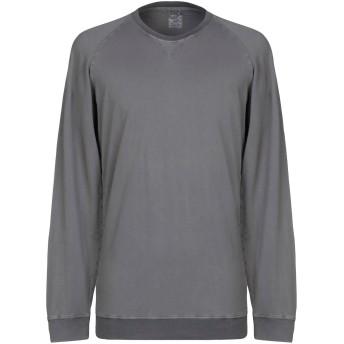 《セール開催中》R3D W D メンズ T シャツ グレー XL コットン 100%
