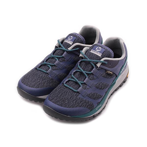 MERRELL ANTORA GORE-TEX 防水戶外鞋 紫/藍 ML99596 女鞋 登山│健行│郊山│越野│多功能