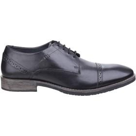 [ハッシュパピー] メンズ Craig Luganda オックスフォードシューズ 紳士靴 ビジネスシューズ 男性用 (7 UK) (ブラウン)