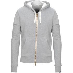 《セール開催中》VALSPORT メンズ スウェットシャツ ライトグレー S コットン 100%