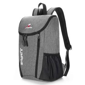大容量 コンピューターバッグ軽量 両用 ユニセックス 軽量 アウトドア ファッション レジャー 学生鞄通学通勤レジャー鞄 リュック リュックサック盗難防止 パスワードローク 大容量 バックパック (Gray)