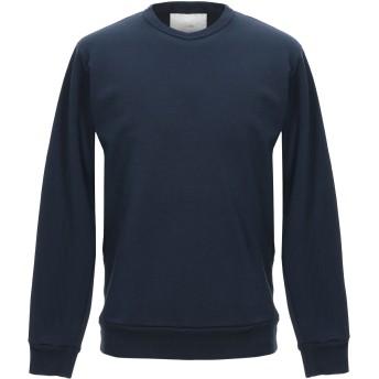 《セール開催中》COVERT メンズ スウェットシャツ ダークブルー S コットン 100%