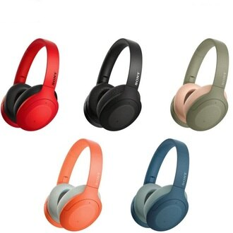SONY WH-H910N 無線降噪耳罩式耳機 無線藍牙降噪耳機 雙色調色彩設計