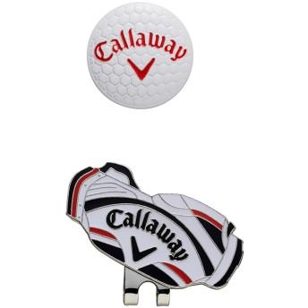 dポイントが貯まる・使える通販| キャロウェイゴルフ Callaway Golf GB MOTIF JM マーカー レッド 【dショッピング】 マーカー おすすめ価格