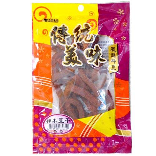 展譽食品 神木豆干 100g【康鄰超市】